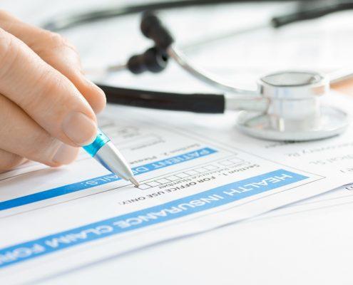 Klaim asuransi kesehatan